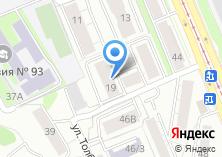 Компания «Тайм плюс» на карте