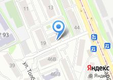 Компания «Строящийся жилой дом по ул. Толбухина» на карте