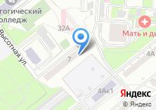 Компания «Эвакуатор Казани» на карте