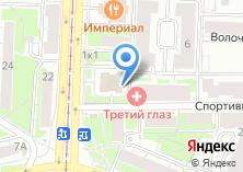 Компания «МСК Казань» на карте