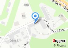 Компания «ГидроТеплоСтрой» на карте