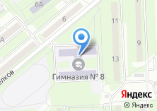 Компания «Дзюдо Карате и ММА Династия Казань» на карте