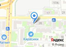 Компания «SoloPress» на карте