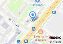 Компания «Адвокат Иванов Э.Н» на карте