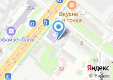 Компания «Казанский кооперативный институт» на карте