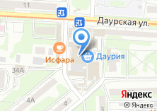Компания «Домовик» на карте