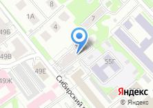 Компания «Строящийся жилой дом по ул. Николая Ершова» на карте