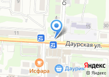 Компания «МегаФон» на карте
