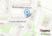 Компания «РВ» на карте