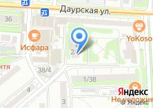 Компания «Социальная» на карте