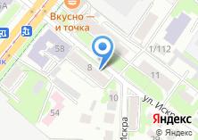 Компания «Бригадир» на карте