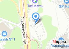 Компания «ГрузАвто» на карте