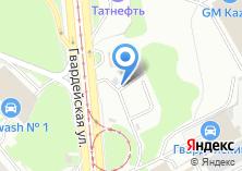 Компания «ТатАвтоДом» на карте