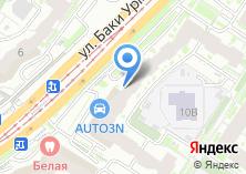 Компания «Строящийся жилой дом по ул. Гарифа Ахунова» на карте