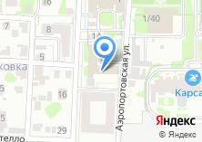 Компания «Дарфф-медиа» на карте