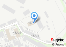 Компания «Лайкс» на карте