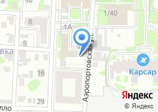 Компания «Компания по оценке и экспертизе» на карте