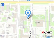 Компания «Управление МЧС Республики Татарстан г. Казани по Советскому району» на карте