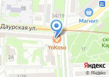 Компания «Казань Барс-Строй» на карте