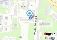Компания «Совмединтех» на карте