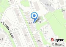 Компания «Вневедомственная охрана УВО по г. Казани» на карте