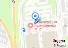 Компания «Таттехмедфарм» на карте