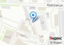 Компания «Контурстрой» на карте