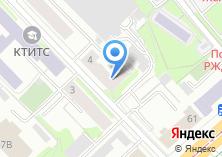 Компания «Общежитие КГМА» на карте