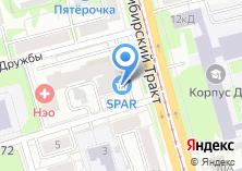 Компания «Строящийся жилой дом по ул. Сибирский тракт» на карте