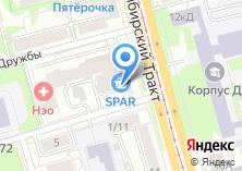 Компания «БетонКомфорт» на карте