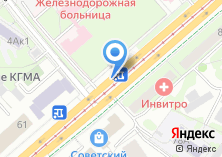 Компания «Лидер связи» на карте