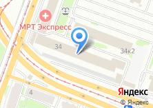 Компания «Легион- создание и продвижение сайтов» на карте