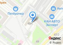 Компания «Казанское авиапредприятие» на карте