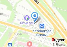 Компания «24 часа» на карте
