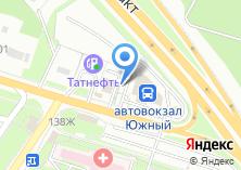 Компания «Чеки» на карте
