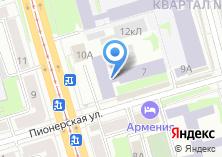 Компания «Казанский физико-технический институт им. Е.К. Завойского» на карте