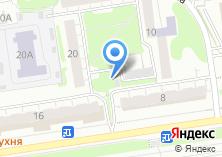 Компания «Киоск по продаже питьевой воды» на карте