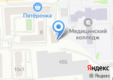 Компания «БлюзМобиль» на карте