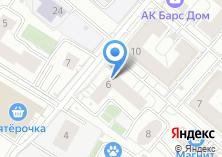 Компания «ОЛДИ ЛТД» на карте