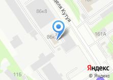 Компания «Берсут-Аква» на карте