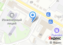 Компания «Керамстрой» на карте