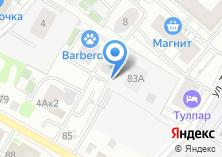 Компания «Авто-блик» на карте