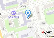 Компания «Гимназия №20» на карте