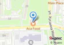 Компания «РОСАВТО116» на карте