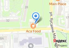 Компания «Эр-Солюшнс» на карте