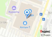 Компания «DRESS LAB» на карте