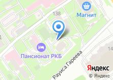 Компания «Строящийся жилой дом по ул. Оренбургский тракт» на карте