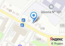 Компания «Кадр» на карте