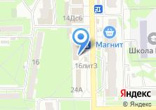 Компания «Мир расходных материалов» на карте