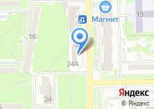 Компания «Окна Эксперт» на карте